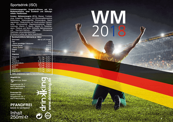 WM ISO-Drink